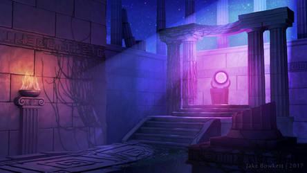 Temple by JakeBowkett