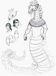 SH | Teyacapan doodles by SagaWolf