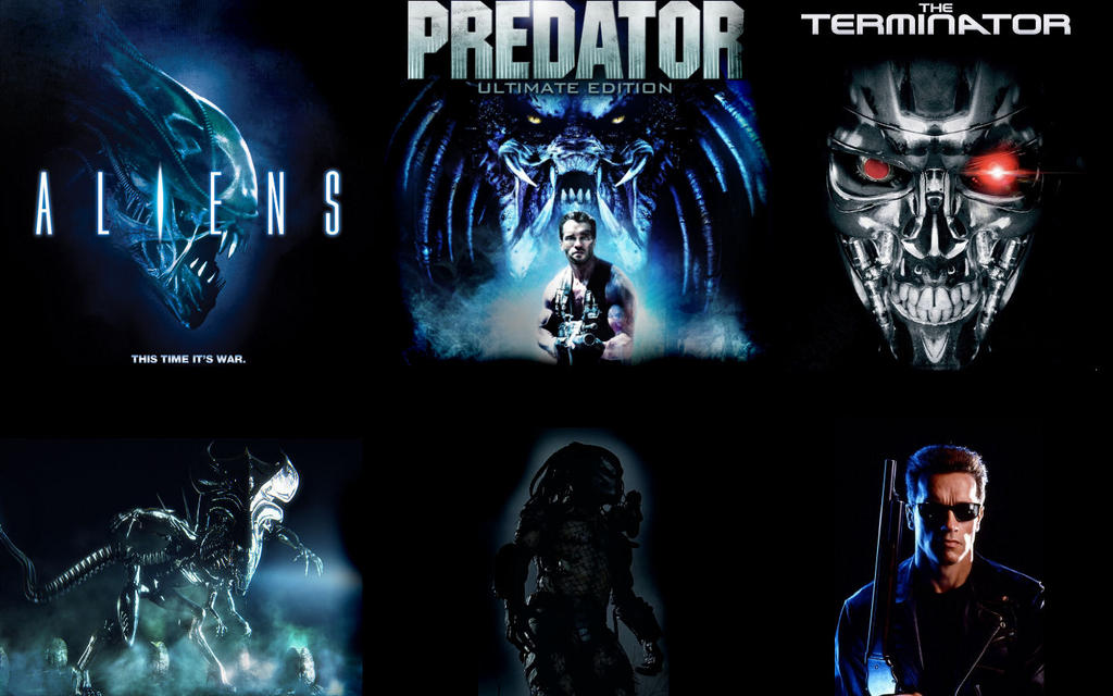 The Best Sci Fi Action Movie Trilogy Wallpaper By BTTF2 On