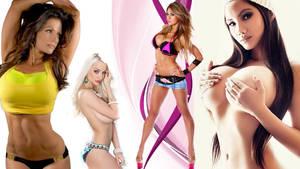 Hottest Women of the World Wallpaper