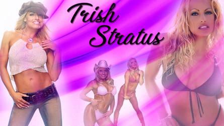 Trish Stratus by BTTF2
