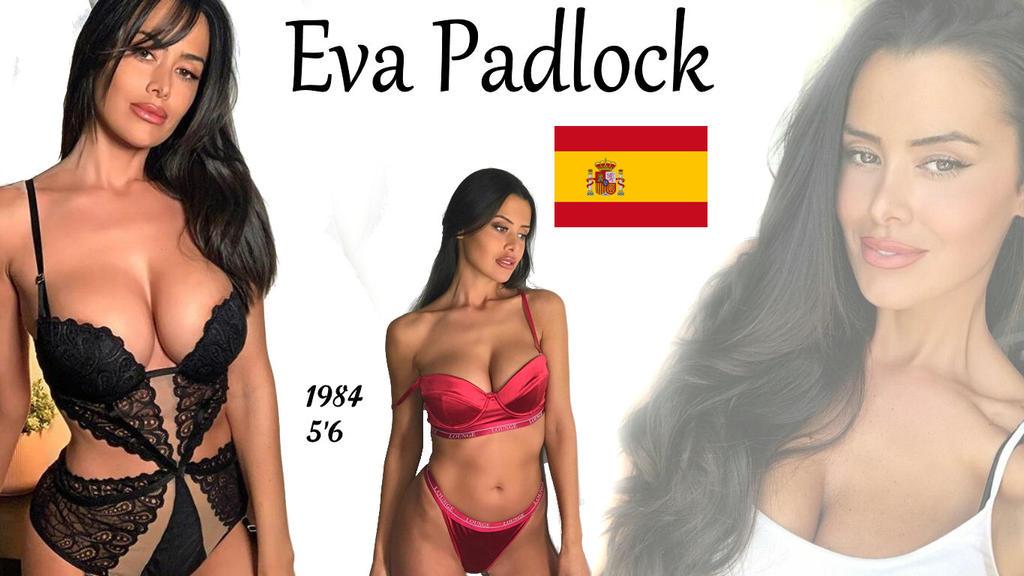 Eva Padlock By Bttf2 On Deviantart Eva is considered an instagram influencer. eva padlock by bttf2 on deviantart
