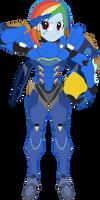 PharahDash Salute [Overwatch]
