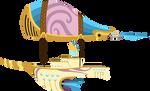 Equestrian Airship [S7E22]