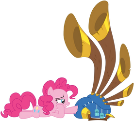 Pinkie and Her Yovidaphone [S8E18] by sonofaskywalker