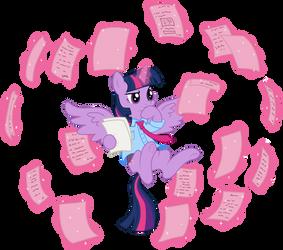 Paperwork (Original by FouDubulbe)