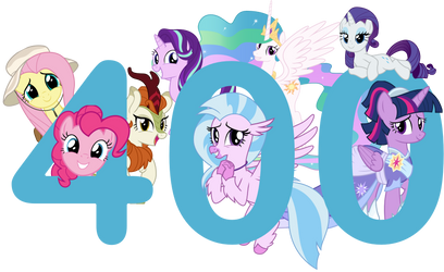 Thank You 400 Watchers!