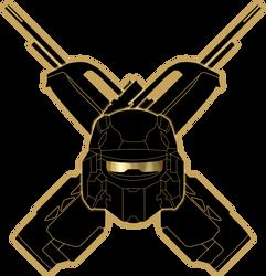 Halo Helmet and Rifles