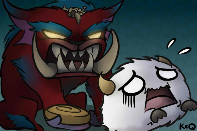 Mega Gnar is Scary by KittyConQueso on DeviantArt
