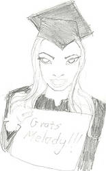 Melody Graduation
