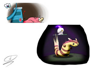 Troublesome 'Tails' of Furret and Slowpoke