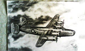 WWII plane c-87