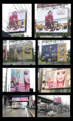 My Billboards :D