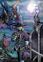 Wandering Seer- Soul Calibur V by Ewder