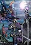 Wandering Seer- Soul Calibur V