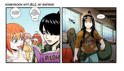 ALL my sisters