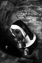 Gasmask 2 by FatmeBondage