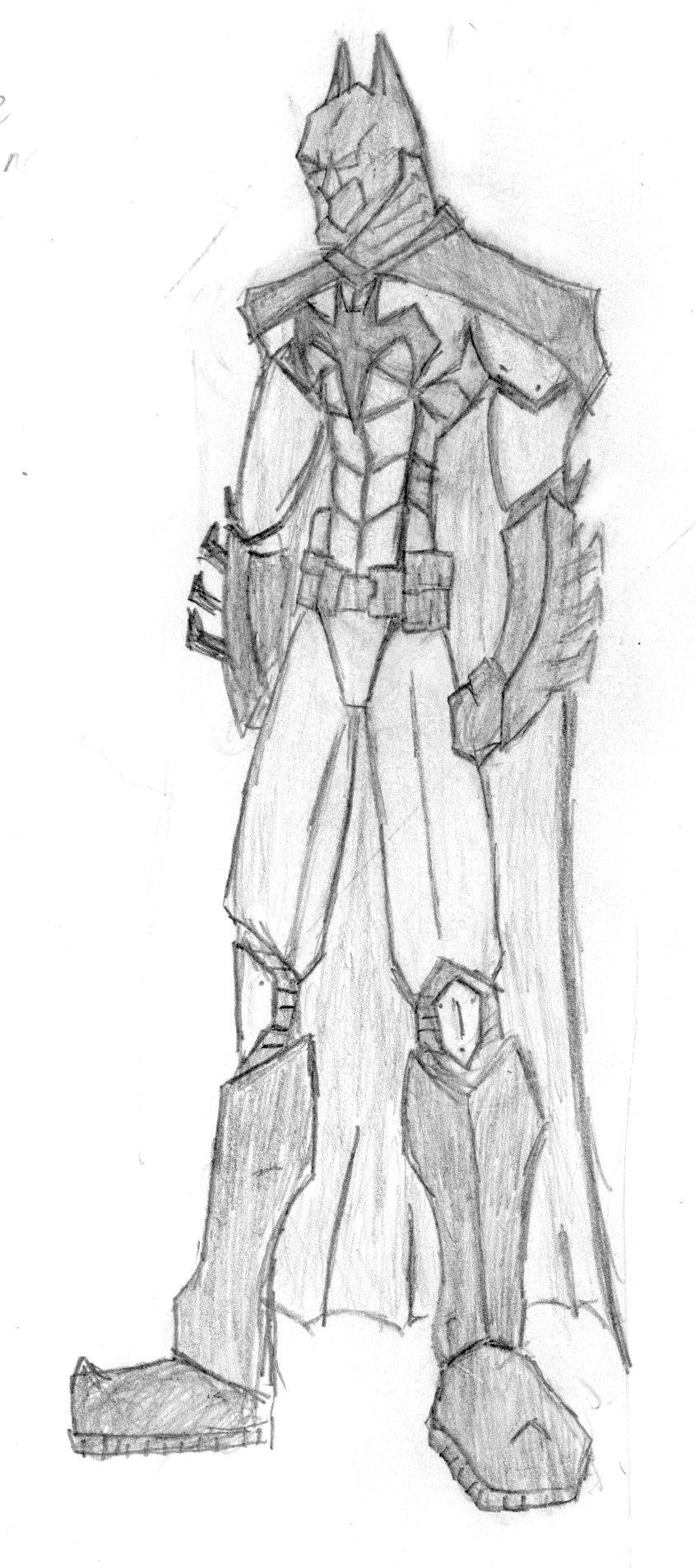 Batman by SplendorEnt