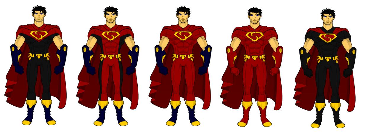 Superman Redesigns: The Reboot by SplendorEnt