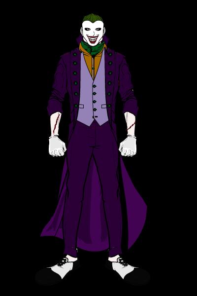 Joker Redesign by SplendorEnt on deviantART Joker Smile Png