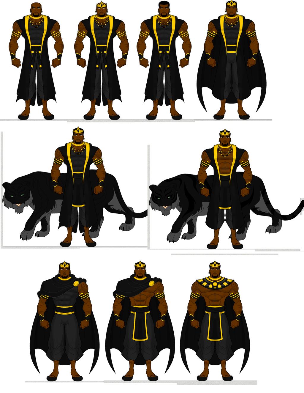Black Panther Concept By SplendorEnt On DeviantArt