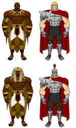 World Warriors by SplendorEnt