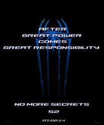 The Amazing Spider-Man 2 Teaser Poster by SplendorEnt