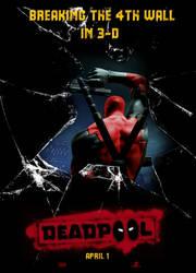 Deadpool Movie Poster by SplendorEnt