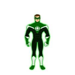 DC Splendor: Green Lantern (Hal Jordan) by SplendorEnt