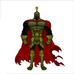 Ares: God of War. God of Mars by SplendorEnt