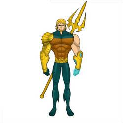 DC Splendor: Aquaman by SplendorEnt