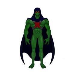 DC Splendor: Martian Manhunter by SplendorEnt