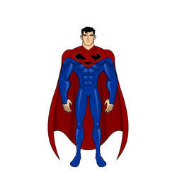 DC Splendor: Superman, Man of Steel by SplendorEnt