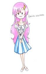 Lacus-sama lol