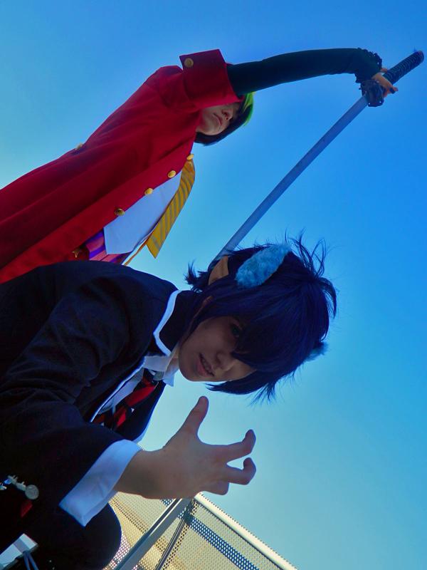 Ready to fight by Kozato-kun