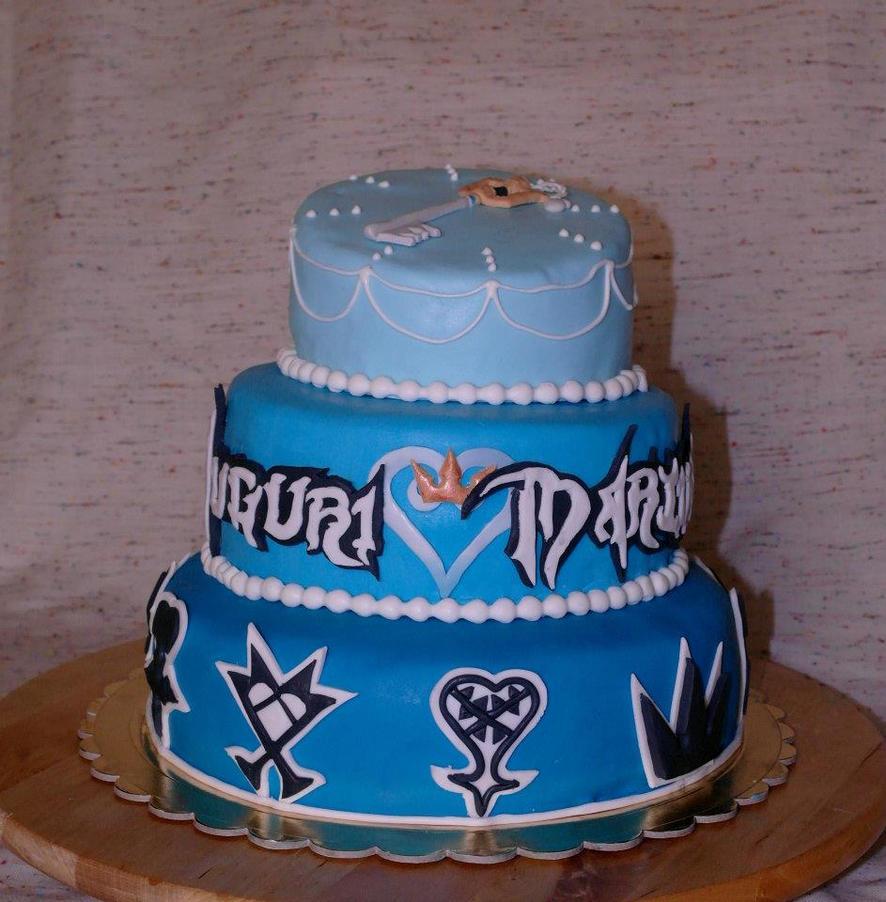 my_birthday____kingdom_hearts_cake_by_ko