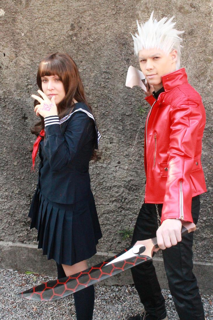 Fate/Extra CCC : Master and Servant by Kozato-kun