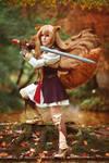 I am your sword by Kozato-kun