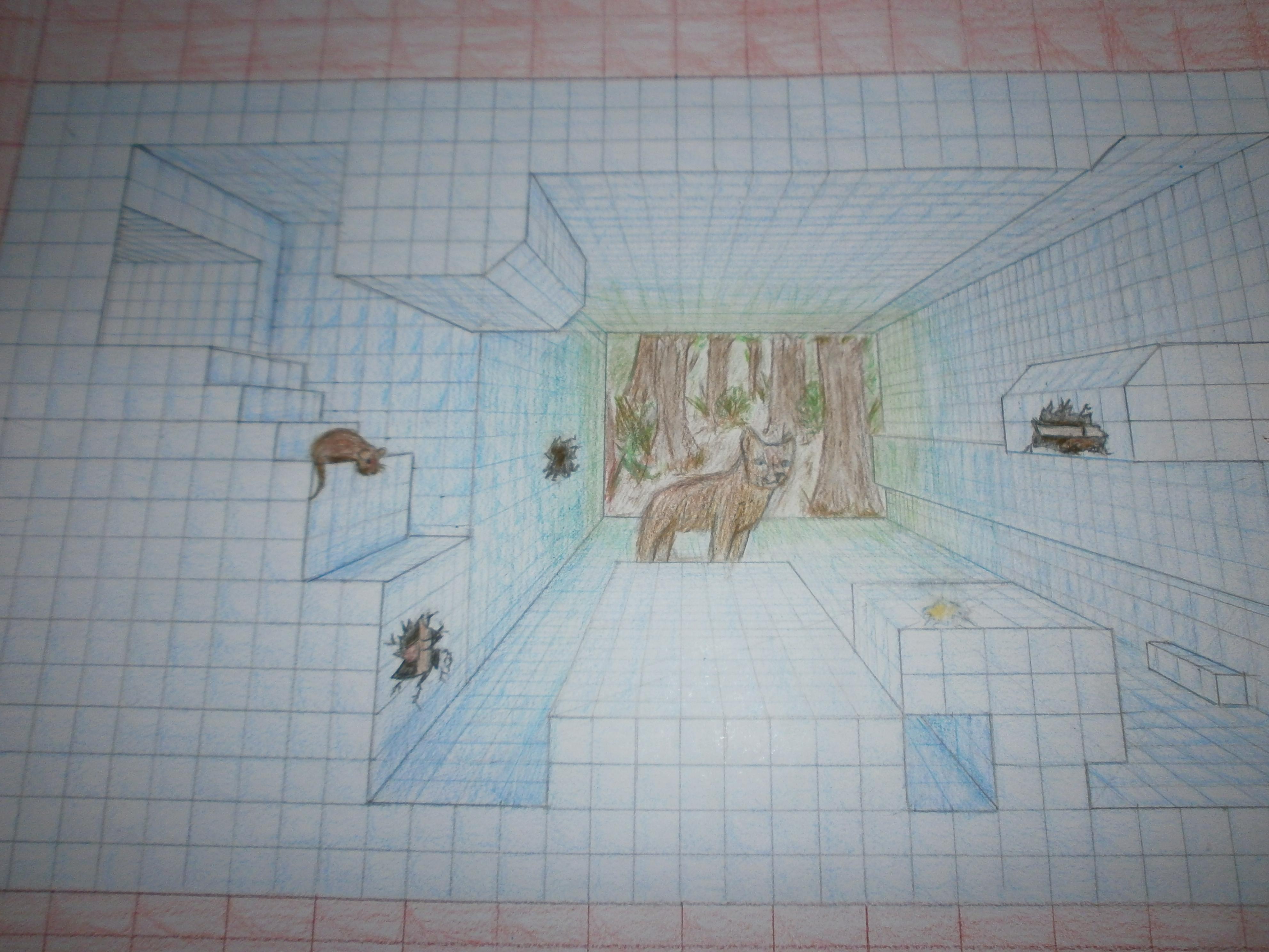programm zum erstellen zeichnen eines kachelraumes und schatten texturen kunst kachelraum. Black Bedroom Furniture Sets. Home Design Ideas