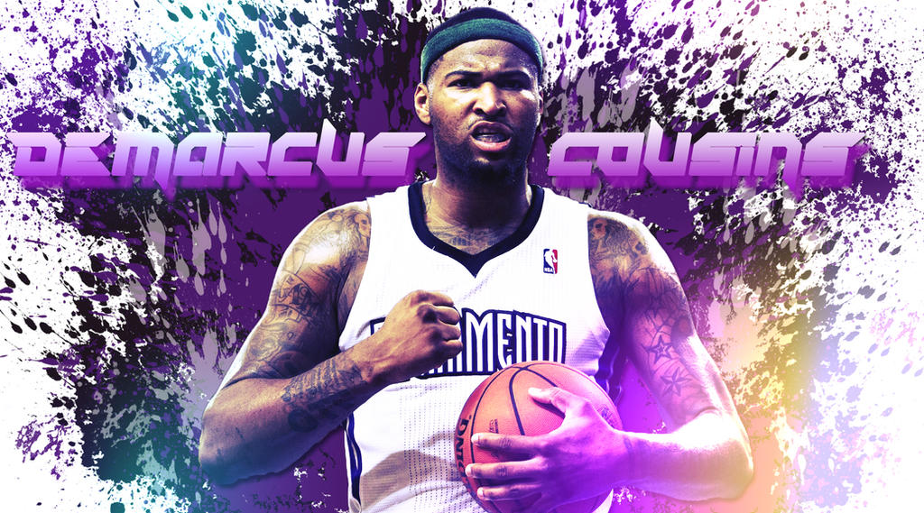 Demarcus Cousins Wallpaper By Redzero