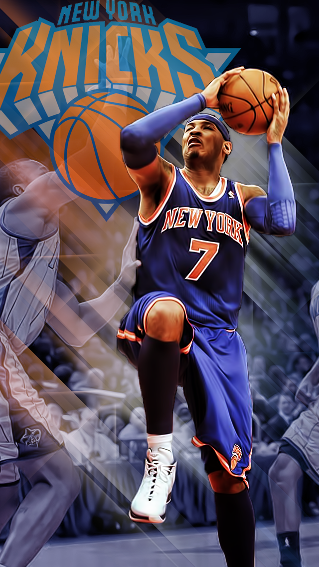 Carmelo anthony iphone wallpaper by redzero03 on deviantart carmelo anthony iphone wallpaper by redzero03 voltagebd Images