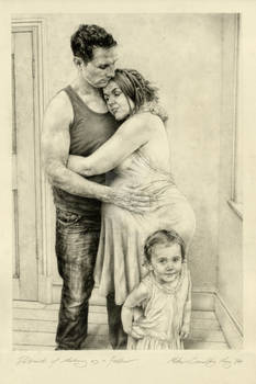 Portrait of Mikey as a Father