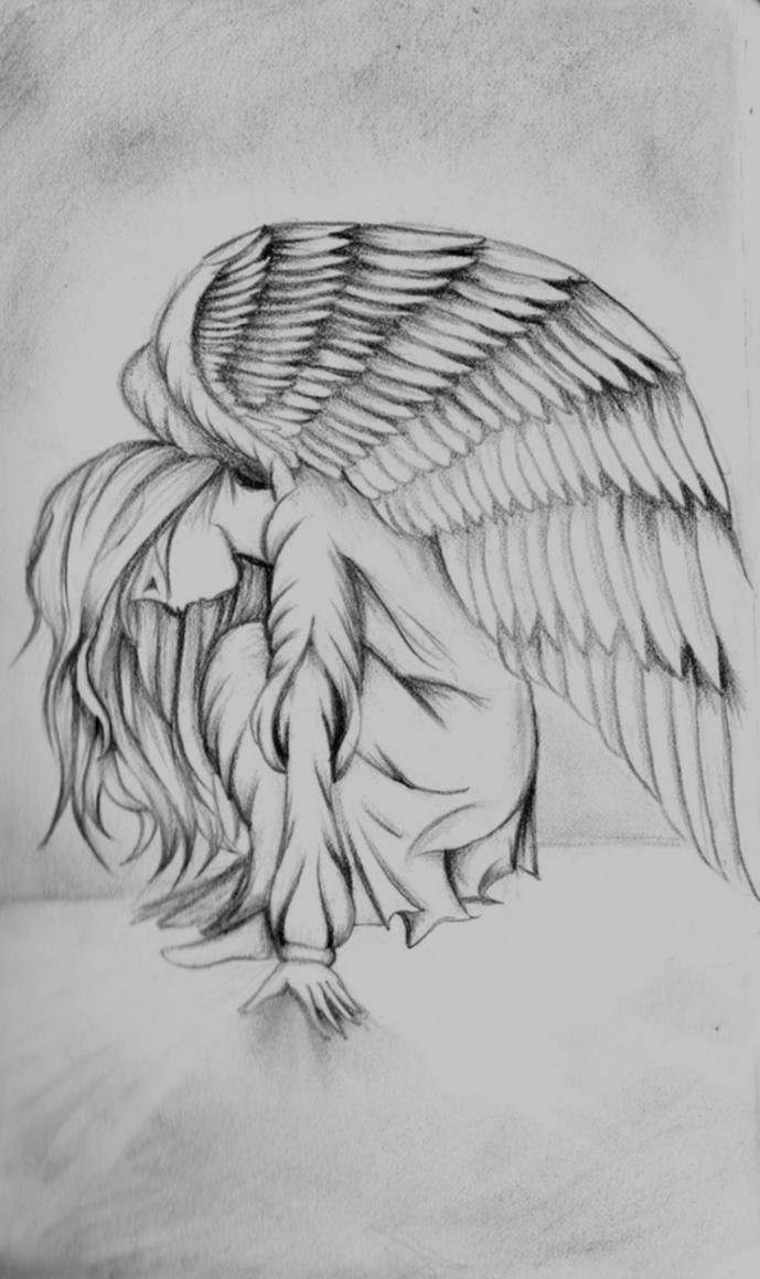 Fallen Angel by Elliesmeria