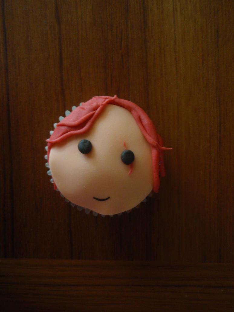 Katarina Cupcake by Elliesmeria