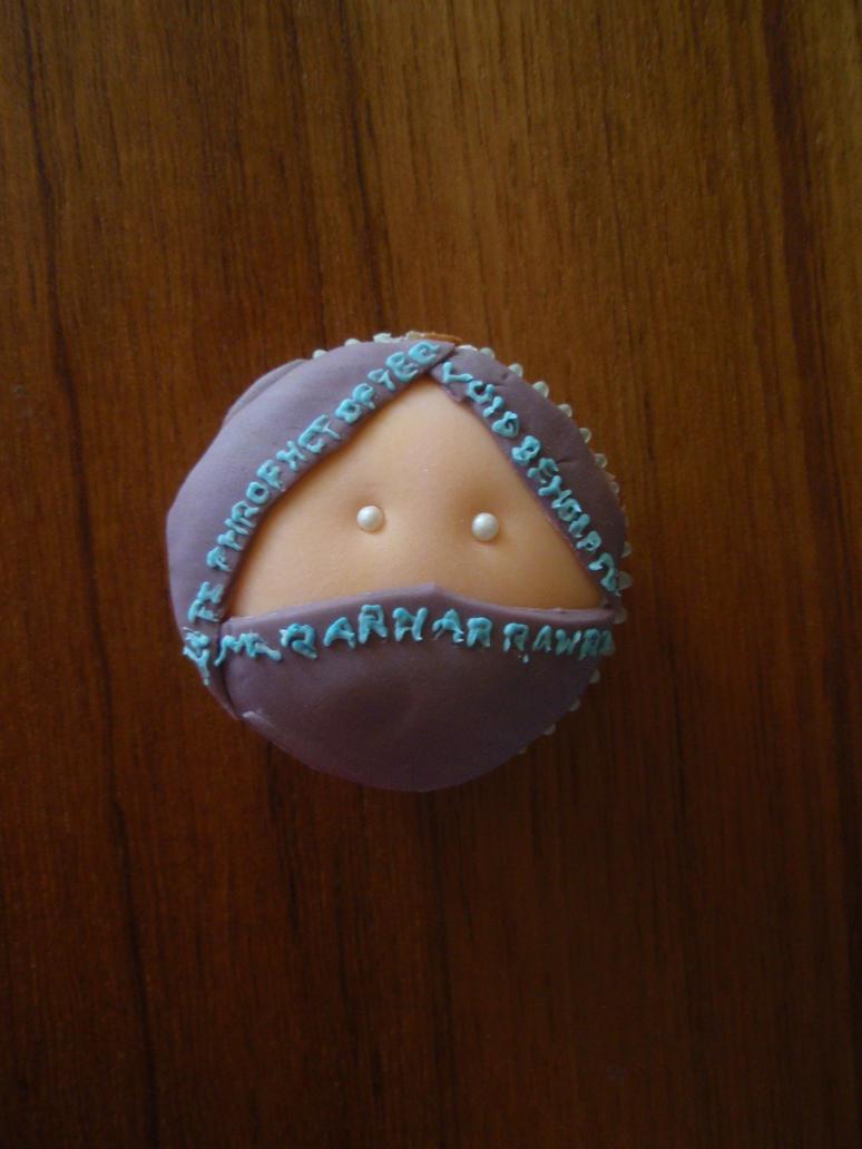 Malzahar Cupcake by Elliesmeria