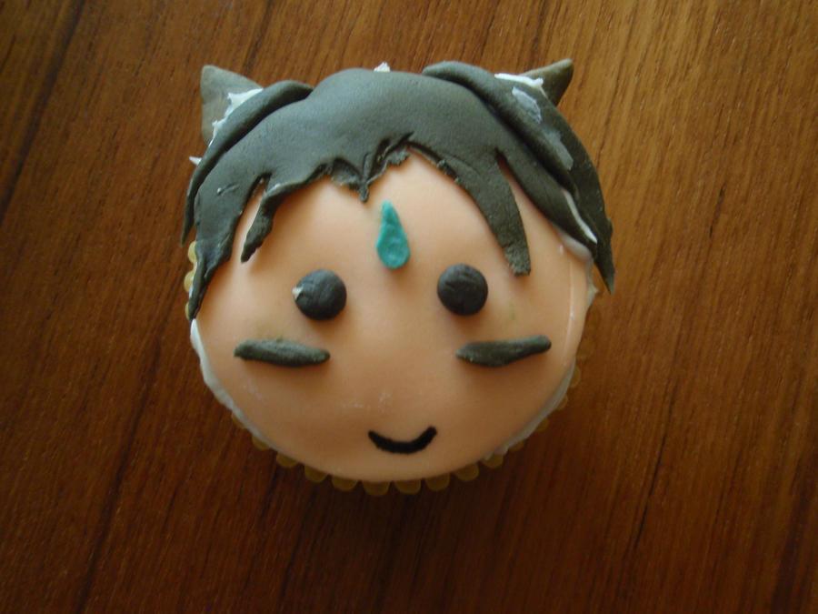 Nidalee Cupcake by Elliesmeria
