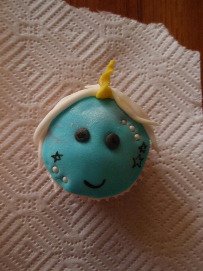 Soraka Cupcake by Elliesmeria