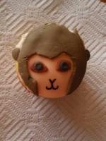 Wukong Cupcake by Elliesmeria