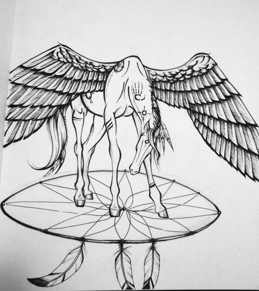 The Dreamcatcher by Elliesmeria