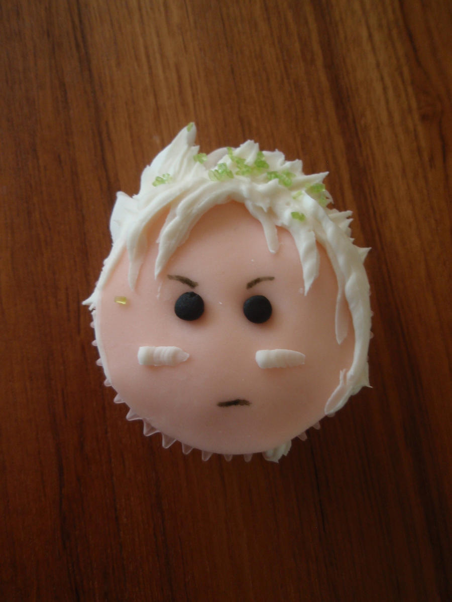 Riven Cupcake by Elliesmeria